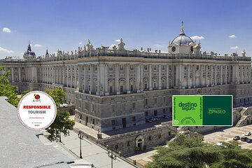 Guided Visit to the Royal Palace of Madrid in Spanish