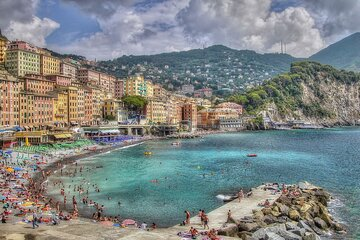 Genoa charming beaches (Private tour/small group)
