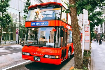 Tokyo Hop-on & Hop-off Bus