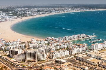 From Marrakech to Agadir : Private Day Trip