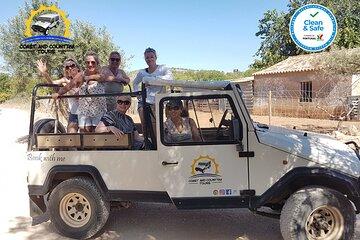 Excursión de medio día a Serra Algarvio con Jeep Safari