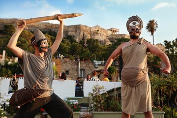 Skip the Line: Athens - Ancient Greek Theatre,Open-Air Performance Ticket