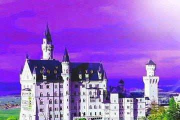 TRAVEL*SAFE EXCLUSiVE Neuschwanstein Castle Tour INCLUDiNG TiCKETS (even at short notice) from Munich