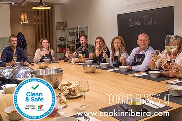 Private Portuguese Traditional Cooking Class in Porto - Safe & Clean