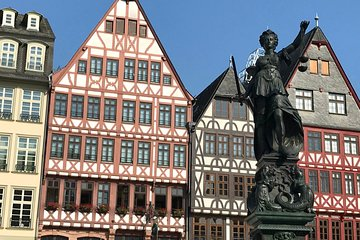 Uncovering the tales of Frankfurt's New Old Town on an audio tour
