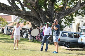 Galle Fort Walk with a Local