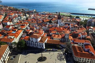 Best of Funchal private walking tour with local specialities tasting