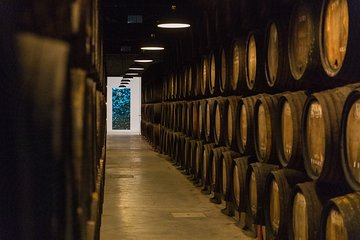Guided Visit at Poças Wine Cellar with 2 Port Wines & 2 DOC Douro Wine
