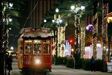 Christmas 2021 New Orleans New Orleans French Quarter Seasonal Christmas Tour 2021