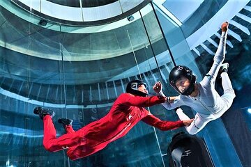 Phoenix Indoor Skydiving Experience with 2 Flights & Personalized Certificate