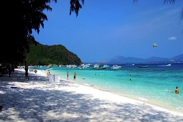 Bangkok-Pattaya: Join Tour Coral island with Lunch (Thai Seafood)