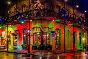 Jingle Bells New Orleans History and Beer Walking Tour