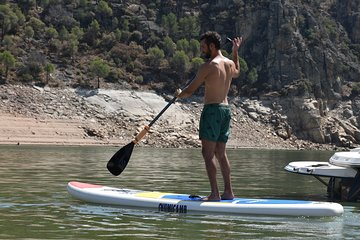 Stand Up Paddleboard Experience in Madrid