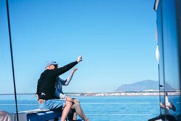 Boat Trip - Catamaran Fly Blue