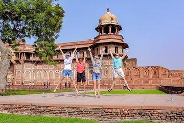 Exotic Agra Tour : Taj Mahal With Agra Fort & Fatehpur Sikri