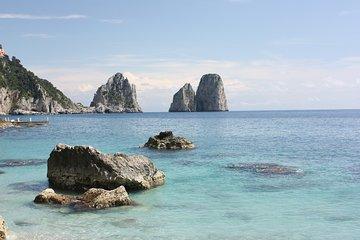 Capri, Anacapri and Blue Grotto Day Trip from Naples or Sorrento