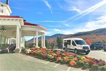 Boston to New Hampshire Fall Foliage White Mountains Day Trip