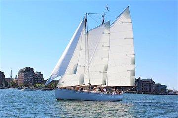 Sightseeing Day Sail around Boston Harbor