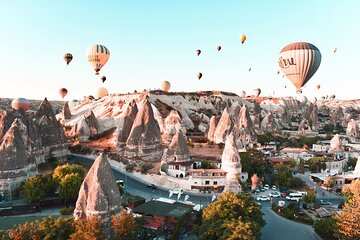 Save 20.00%! VIP Cappadocia Tour With Lunch