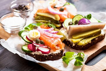 Copenhagen Food & Drink Private Tour - Scandinavian Delights Tasting