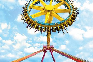 Admission Ticket to Imagica Theme Park with Transportation from Mumbai