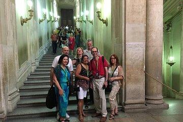 VVV SkipTheLine SmallGroup: Vatican Museums Sistine Chapel St Peter's Basilica