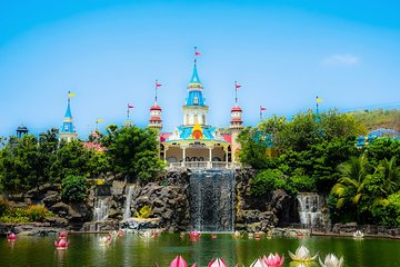 Aqua Imagica Admission Ticket with Private Transfer from Mumbai