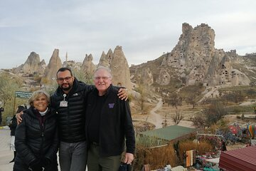 Save 25.00%! Private Cappadocia One Day Tour