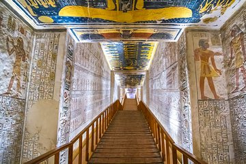 Virtual Tour of Valley of the Kings and luxor