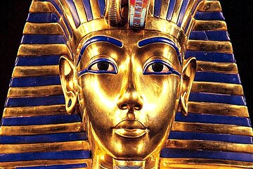 Virtual Tour of Tombs of King Tut and Queen Nefertari