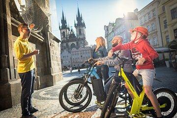 Prague E-Scooter Tour - Grand City Tour
