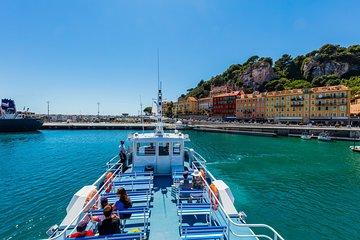 Coastal Cruise from Nice