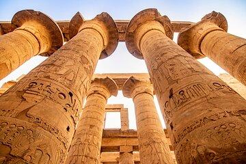 Virtual Tour of Luxor Temple