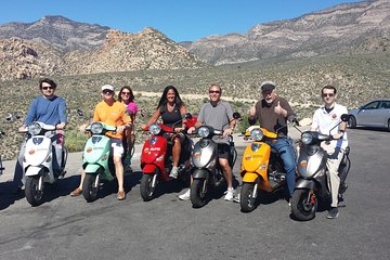 Self-Guided Scooter Tour of Red Rock Canyon