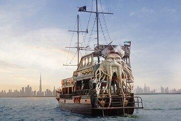 Pirate Brunch & Swim in Dubai Creek Harbour