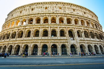 Rome & Vatican & sightseeing ALL-INCLUSIVE 2 day pass