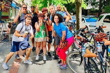 Istanbul Eurasia Bike & Boat Tour