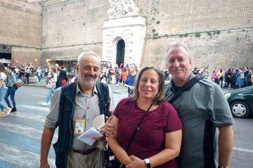 SkipTheLine SmallGroup: Vatican Museums Sistine Chapel and St Peter Basilica