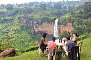 3-Day Jinja White Water Rafting and Sipi Falls Coffee Tour