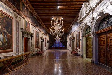 Museum of Palazzo Mocenigo:Center of the History of Textile, Costume and Perfume