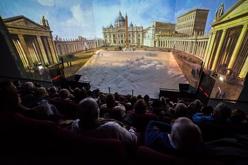 welcome to Ancient Rome: an immersive show