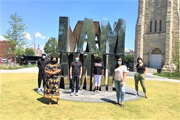 2.5 Hours Memphis African American History Caravan Guided Tour from Own Vehicle