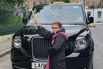 Private Tour: Half Day Harry Potter Black Taxi Tour of London