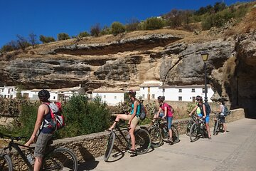 MTB - Ronda to Setenil de las Bodegas - 31km - Easy or Moderate Level