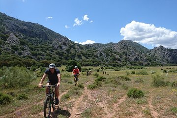 MTB - Grazalema Natural Park - 24km - Moderate Level