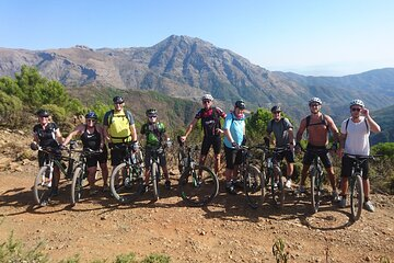 MTB - Mountains to the Mediterranean - 40km - Moderate Level