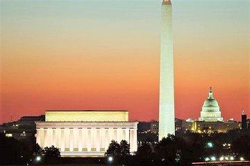 Washington DC Twilight Tour on Double Decker Bus