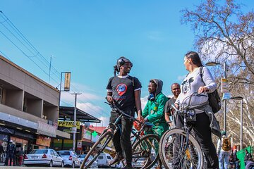 Hillbrow, Berea & Yeoville by Bike