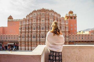 Exotic Jaipur Same Day Tour From Delhi