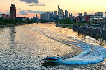 Private Jet Boat Experience in Frankfurt